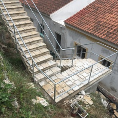 Steps done